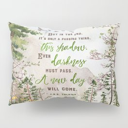 But in the end Pillow Sham