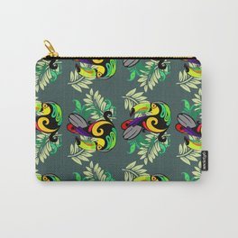 Vibrant Soul - Toucan Carry-All Pouch
