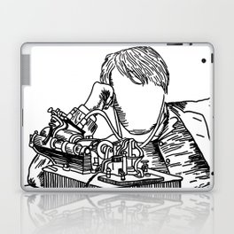 The Wizard Menlo Park (Square Insert) Laptop & iPad Skin
