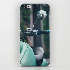 Lovely bike iPhone & iPod Skin