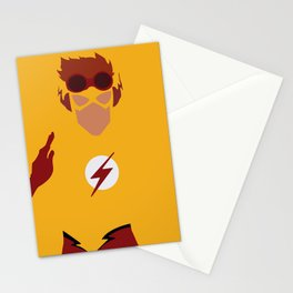 Wally West Minimalism Stationery Cards
