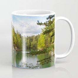 Adršpach-Teplice Rocks Coffee Mug