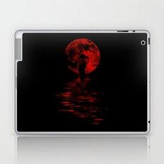 Rainman in Red Laptop & iPad Skin