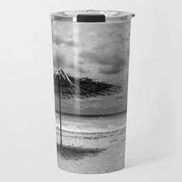 Lonely umbrella Travel Mug