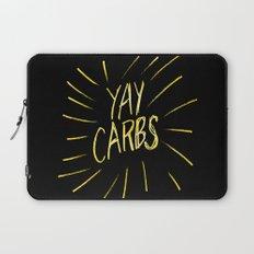 yay carbs Laptop Sleeve