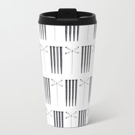 Dagonfly & nails Travel Mug