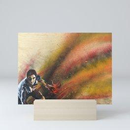 Delsin Rowe - Infamous: Second Son Mini Art Print