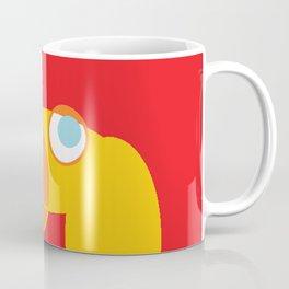 Disappointed Sock Monkey Coffee Mug