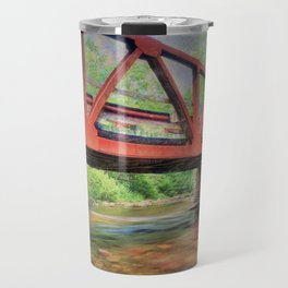 Red Bridge Travel Mug