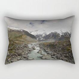 Mount Cook Rectangular Pillow