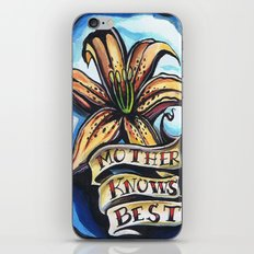 its true  iPhone & iPod Skin
