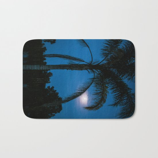 Moon Light Bath Mat