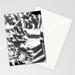 Shades Of Grey Stationery Cards