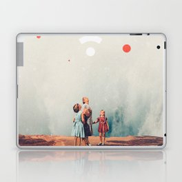 Wirelessly connected to Eternity Laptop & iPad Skin