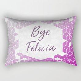 Bye Felicia Rectangular Pillow