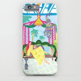 KAROLINA iPhone Case