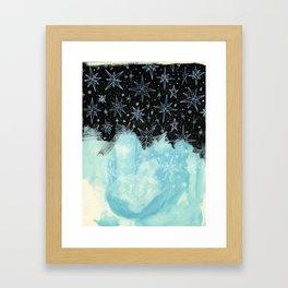Star Bright Framed Art Print