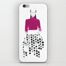 Jane iPhone & iPod Skin