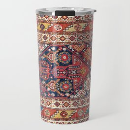 Luri Fars Southwest Persian Rug Print Travel Mug