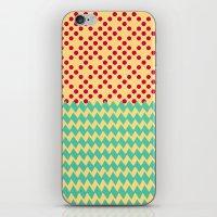 prism iPhone & iPod Skins featuring prism by eddiek3
