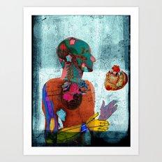 love streams 2 Art Print
