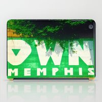 memphis iPad Cases featuring OWN Memphis by John Weeden