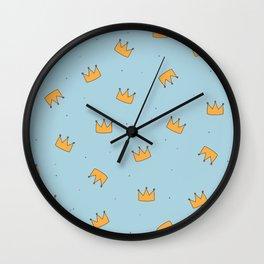 Royal #1 Wall Clock