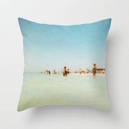 2900 Miles #1 Throw Pillow