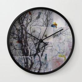 Tree Series 1 Wall Clock