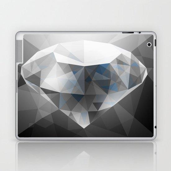 Girl's best friend Laptop & iPad Skin