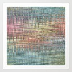 Pastels Art Print