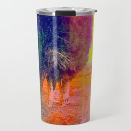 I need you When I am Afraid Travel Mug