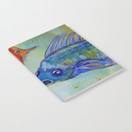 Three little fishies Notebook