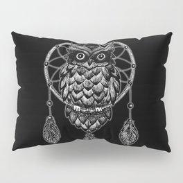 Dream Catcher Owl Pillow Sham