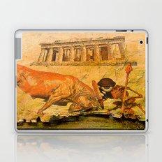 Monsieur Bone Spartan Laptop & iPad Skin