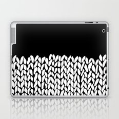 Half Knit Laptop & iPad Skin