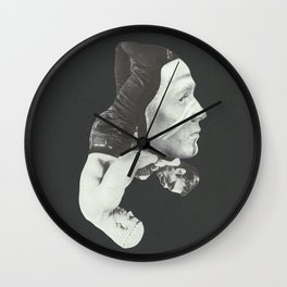 Repel Wall Clock