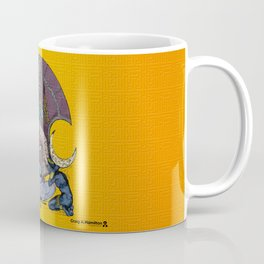 Osiris - Ancient Egyptian God of the Underworld Coffee Mug