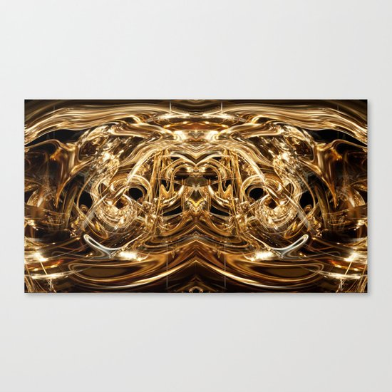 oro duo Canvas Print