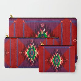 southwest dream in wine Carry-All Pouch