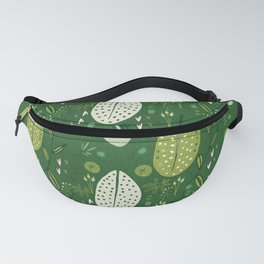 Emerald Forest Green #homedecor Fanny Pack