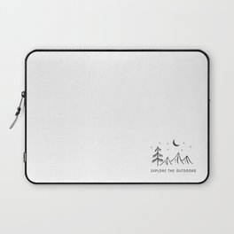 Explore The Outdooors Laptop Sleeve