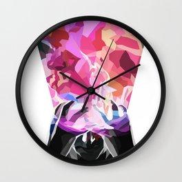 Legion V2 Wall Clock