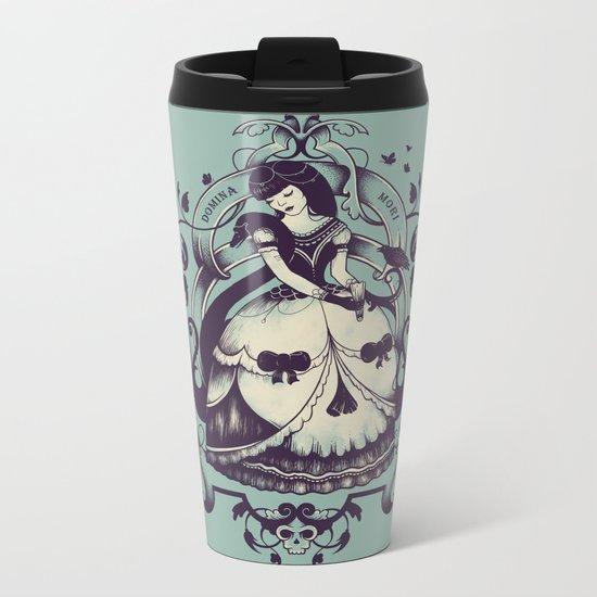 Mrs. Death Metal Travel Mug