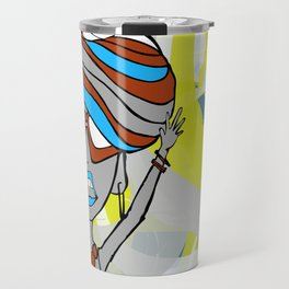 Hey Taxi - Ms. Meenakshi Unnikrishnan Travel Mug