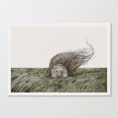 Wassshhh Through Me Canvas Print
