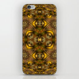 Withering of leaves 3D iPhone Skin