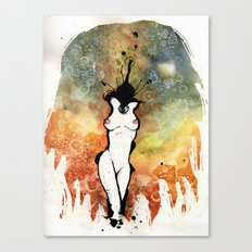 the seduction (2) Canvas Print