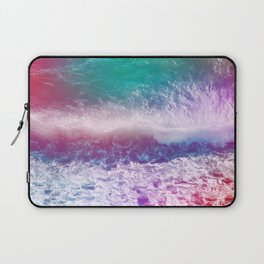 Infinite Waves and Endless Summers Laptop Sleeve