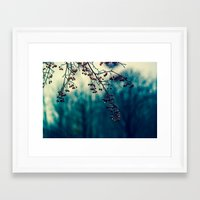 returns Framed Art Prints featuring Diminishing Returns by Faded  Photos